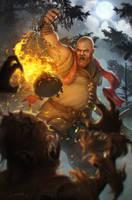 Fight by Iromonik