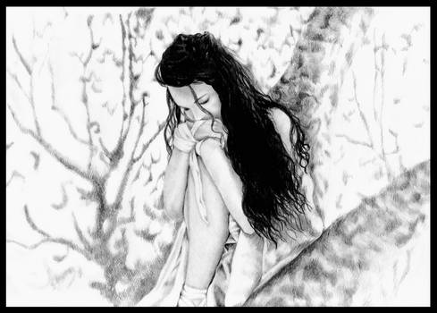 Amy Lee - My Immortal 6 by ZhaoT