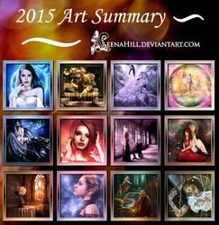 2015 Summary by LeenaHill