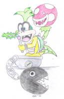 COLOR: Iggy-fied by IceeDaHedgehog