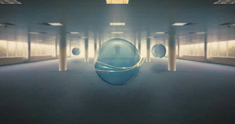 Magic Bubble by Weksart