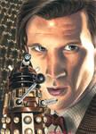 Asylum of the Daleks by Marc137