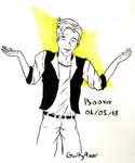 Booker ? by GuiltyAxer