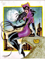 CATWOMAN by RODEL MARTIN (11232015) by rodelsm21
