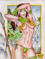SAVAGE LAND ROGUE by RODEL MARTIN (02292016) by rodelsm21
