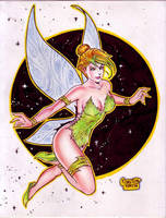 TINKERBELL by RODEL MARTIN (03282016) by rodelsm21