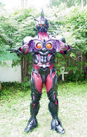 Guyver 3 Armor Full by Evil-FX