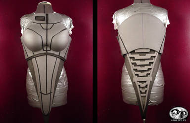 Mass Effect 2 WIP N7 Armor by Evil-FX