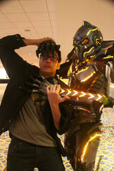 Didact with Mark Meer by Evil-FX