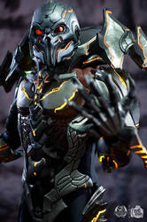 Halo 4 Didact COSTUME! by Evil-FX