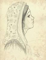 La principessa Tsippiri - finito by stefanogesh