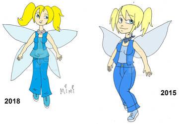 Mimi wczoraj i jutro by Wadereta