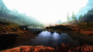 Peaceful morning by Creathor4005