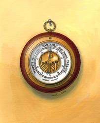 The barometer by jilub