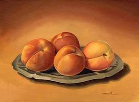 Apricots by jilub