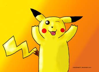 its pikachu by manipfreak92