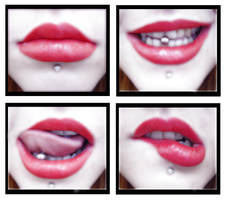 lips by anchica