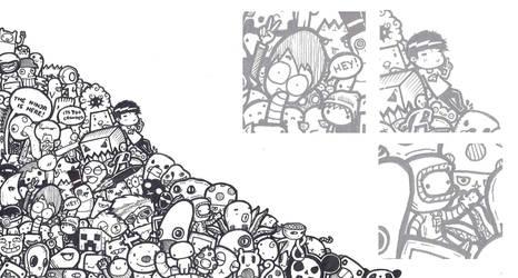 Doodle: Doodle Dump by MrQueezyDoodle