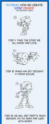 Tutorial - How to create a new Sonic by TheInsaneDarkOne