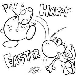 Happy Easter! by TheInsaneDarkOne