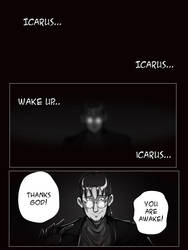 Icarus Wings - Chapter 3 - Page 03 by TheInsaneDarkOne