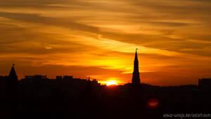 Under the golden sky... by 2ravens