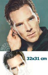Benedict(available the original art piece on etsy by natira