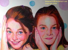 Lindsay Lohan- The Parent Trap by lemgras330
