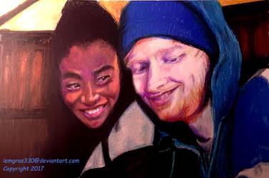 Ed Sheeran ~ The Shape Of You by lemgras330