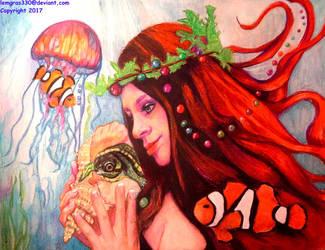 My Underwater World by lemgras330