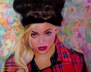 Beyonce by lemgras330