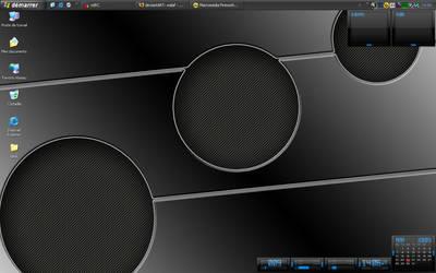 Current desktop by walaf