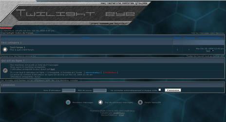 Twilight-eye forum skin by walaf