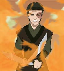 Zuko: Wrath of the Prince by SractheNinja