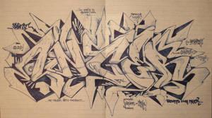 anger sketch by ERSTE