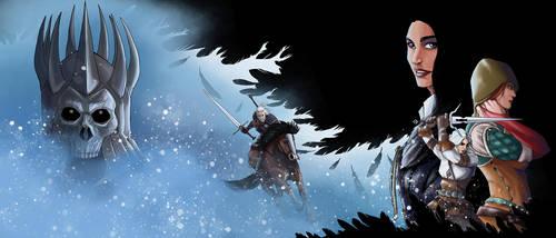 Witcher 3 : Wild Hunt by 1981kuro