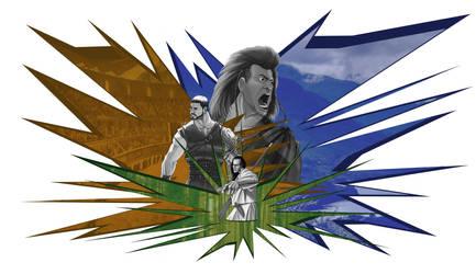 Movie Heroes by 1981kuro