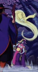Darkstalkers / Street Fighter by 1981kuro