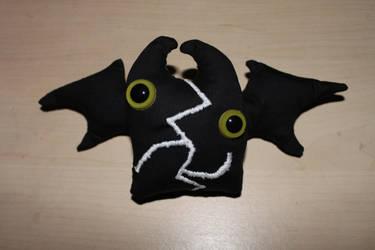 Batty no. 3 - Two face by Amaya-Sky