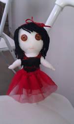 The Melany doll by Amaya-Sky
