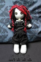 the Diana Doll by Amaya-Sky