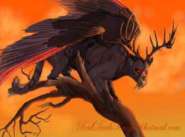 UnderCrimsonSkies... by KreepingSpawn
