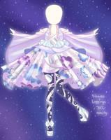 Gleaming Tsukuyomi Coord by animexluverxnhu