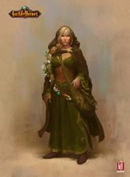 Healer by mokhman