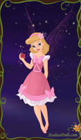 Tink as Cinderella by LadyAquanine73551