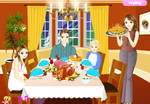 Thanksgiving Dinner by LadyAquanine73551