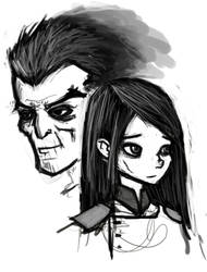 Abe and Aut by CallingCtulhu