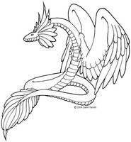 Quetzalcoatl by WhiteCheetah