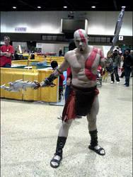 Kratos by SarahFriesen