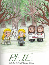 LotR - P.E.T.E by SarahFriesen